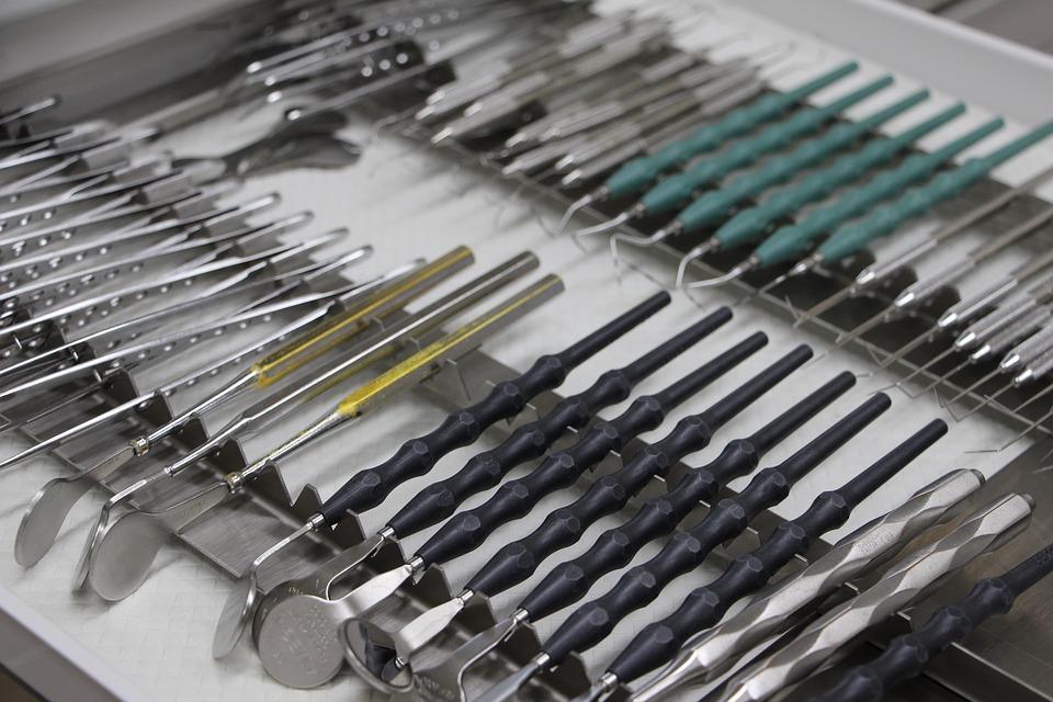 skuteczna dezynfekcja narzędzi stomatologicznych