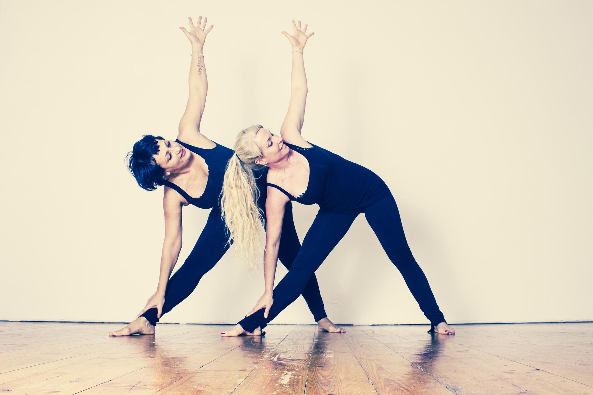 maty kauczukowe do jogi